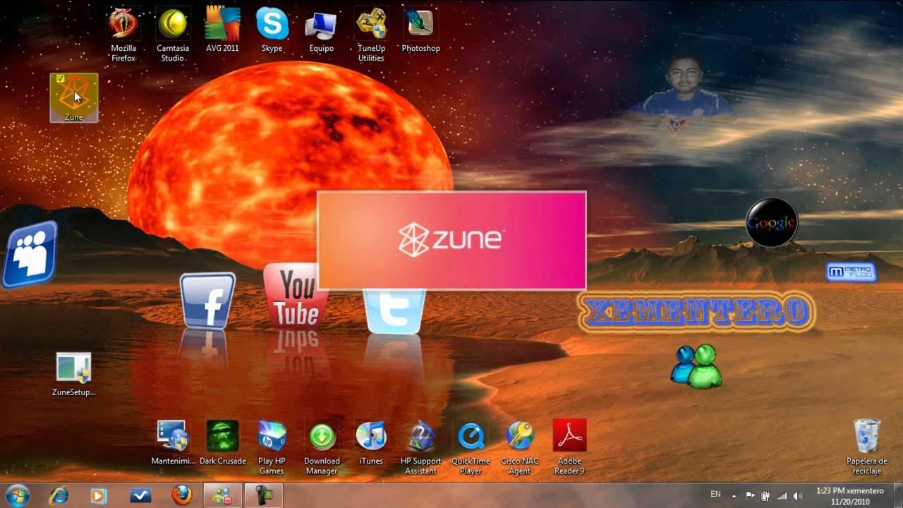descargar programa zune para nokia lumia 710