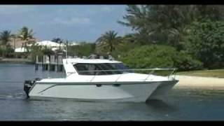 ArrowCat Power Catamaran Boat Review