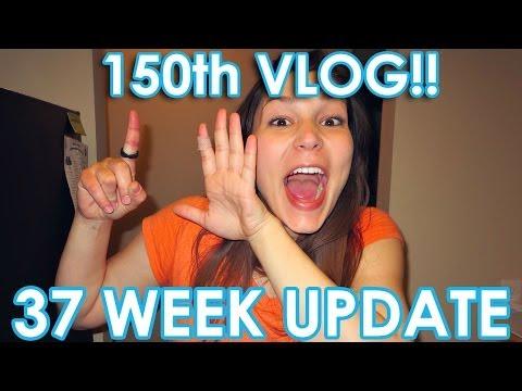 37 WEEK UPDATE!! (DAY - 150)