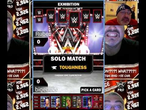 WWE Supercard #179 - KOTR Rewards, Gameplay, RTG Prep!!