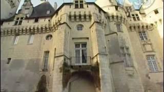"""Замок Юссе - замок """"Спящей красавицы"""". Франция"""