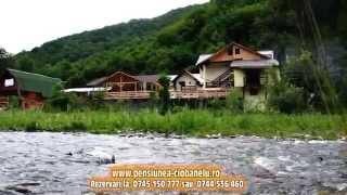 Pensiunea Ciobanelu Ciunget-Voineasa Valcea