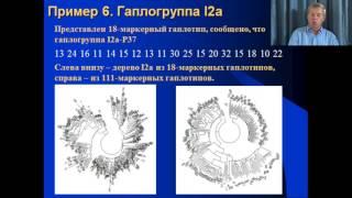 """""""Практический курс ДНК-генеалогия"""" - лекция 18"""