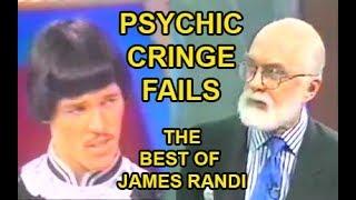 Psychic Cringe Fails 2 - The Best of James Randi