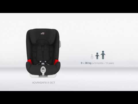 Britax Römer Advansafix III SICT Car Seat