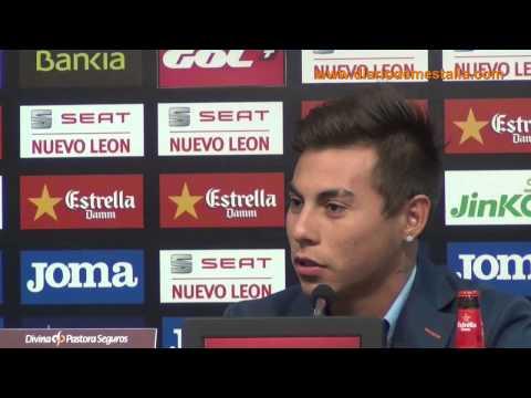 Presentación de Eduardo Vargas