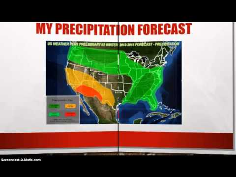 US Weather Plus Preliminary Winter Forecast #2