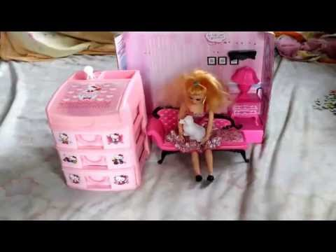 Barbie Doll and Her Puppy | Barbie Toy for Kids