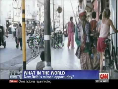 Global Poverty - China improving, India impoverished, Africa same (CNN)