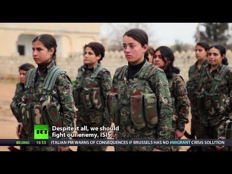 Нејзината војна: Жените против Исис (документарен филм на RT)