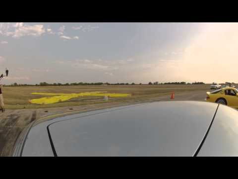Porsche 996TT Vs 1200hp Viper race #2