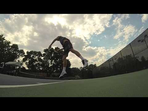 GoPro Slow Motion Tennis
