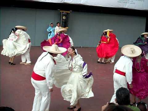 Ballet Folklorico Sol y Luna - Michoacan Tierra Caliente