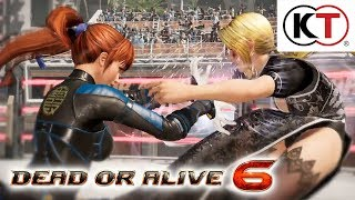 Dead or Alive 6 - Reveal Trailer