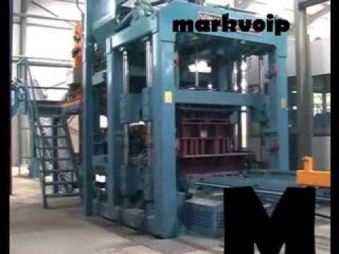 Maquina para fabricar blocos de concreto 19-4042-1211