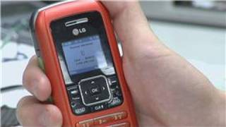 Cell Phone Tips : How To Record A Conversation On A Cell