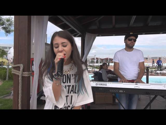 Nicole Cherry - Vara mea (Live @ PatruLa 21)