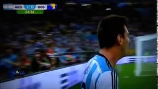 Messi Hizo Callar A Los Brasileros