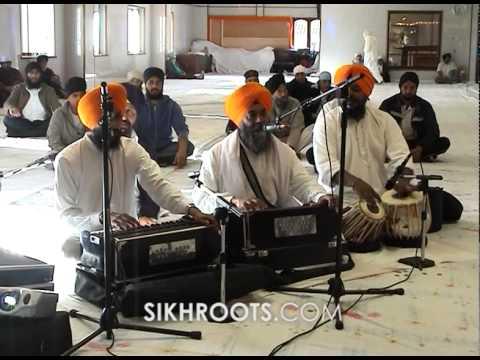 Bhai Inderjeet Singh (Bombay) - Sanjha Smagam 2005