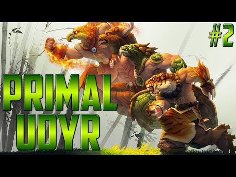 League of Legends UDYR BUILD: Primal Udyr Gameplay - Udyr Jungle S8 - Udyr Build S8 Udyr Build Guide