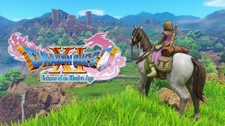 DRAGON QUEST XI - Gameplay Video