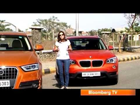 2013 BMW X1 vs Audi Q3 by Autocar India