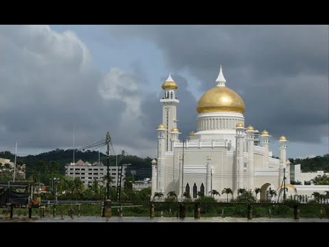Amazing Brunei Mosque - The City Beautiful Mosque