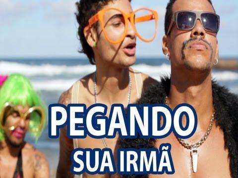 CLIPE OFICIAL - BONDE DO SERROTE - PEGANDO SUA IRMÃ - GASPARZINHO