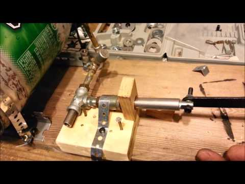 How to Build a Steam Engine Part 1