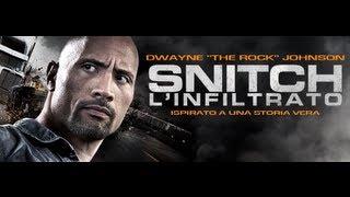 SNITCH L'INFILTRATO Trailer Ufficiale Italiano HD