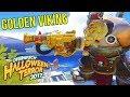 GOLDEN VIKING TORB RN New Skin Halloween Terror Overwatch