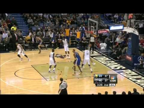 Warriors 2013-14 Season: Game 15 vs. Pelicans