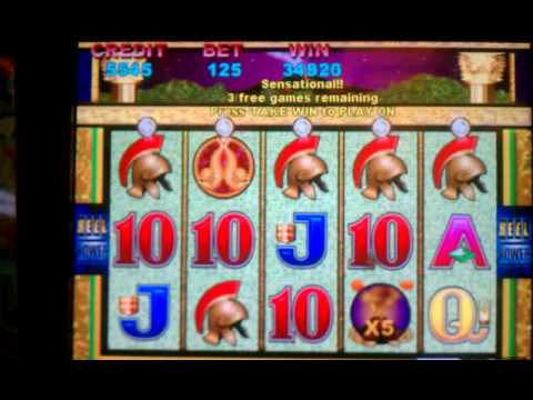 pompeii casino slots winners videos