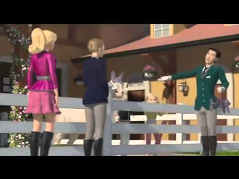 Barbie y sus hermanas En una historia de ponis Completo Verdadero Part1