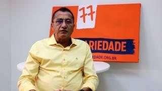 Edward Malta – Secretário-geral do Solidariedade-AM