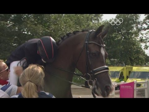 Equestrian Dressage Individual Grand Prix Freestyle - Final -  London 2012 Olympic Games Highlights