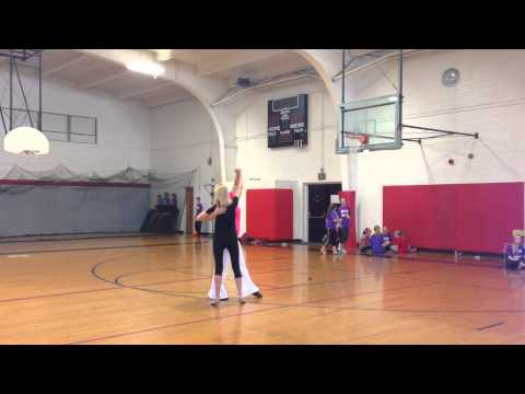 IBA Dance Camp 2014 Preteen Paso Part II