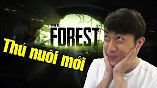 Thú cưng mới của Cris | The Forest