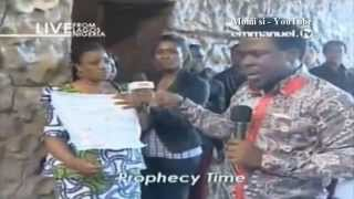 SCOAN 27 April 2014: Prayer Line, Prophecies, Words Of Wisdom And Deliverance With Prophet TB Joshua