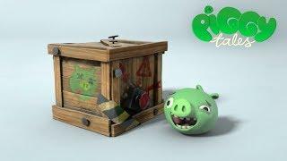 Piggy Tales - Stláčanie tlačidla