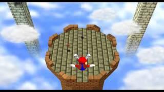 Guia Super Mario 64: ESTRELLAS SECRETAS PARTE 1
