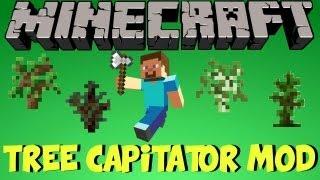 Como Instalar TreeCapitator Mod Minecraft 1.5.2 !! [TALAR