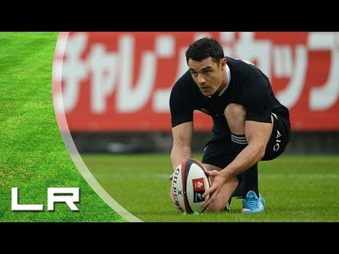 Dan Carter Highlights - All Blacks & Crusaders 2013 [HD]