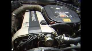 ジャスト自動車整備 Mercedes Benz W124 CE 3.4 AMG