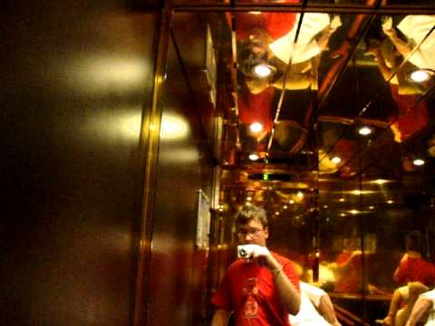 Nice Old VALMET-Schlieren Marine Traction Elevator/Lift, St Peter Line M/S Princess Maria (Retake)