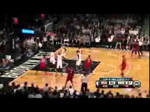 Miami Heat vs Brooklyn Nets Game 4 Highlights - NBA Playoffs 2014
