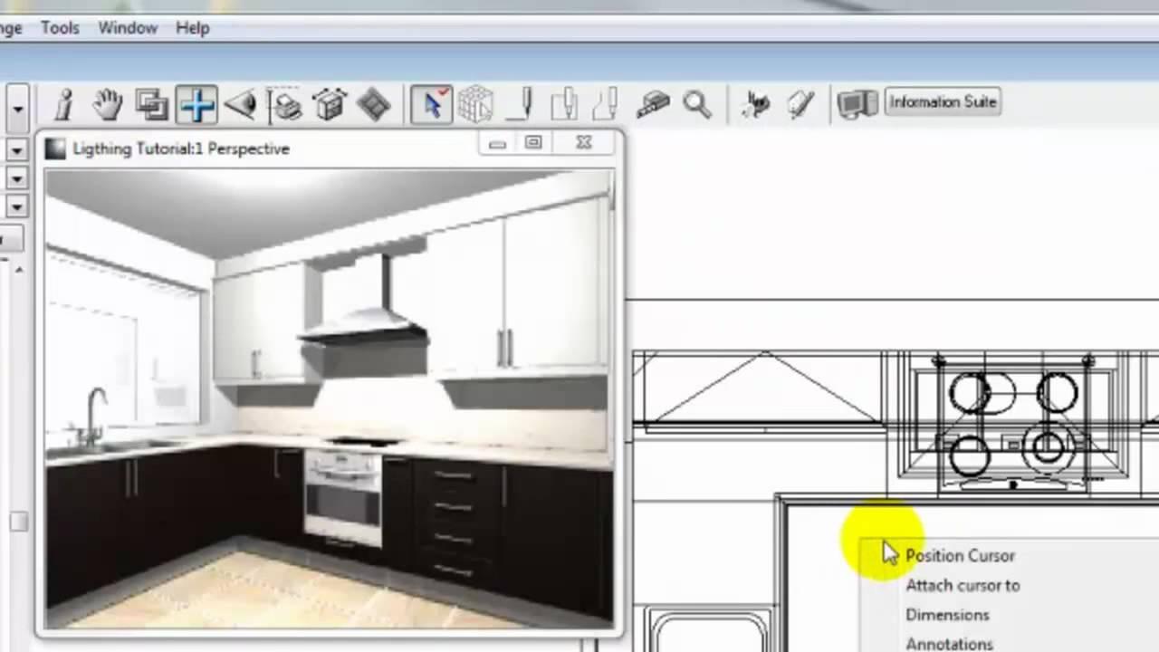 Planet Fusion Kitchen Design Software