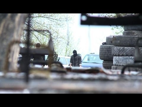 Deadly shootout in east Ukraine shatters Easter truce