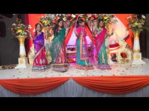 Sisters Tamil Dance Performance