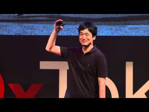 Ken Endo at TEDxTokyo 2014